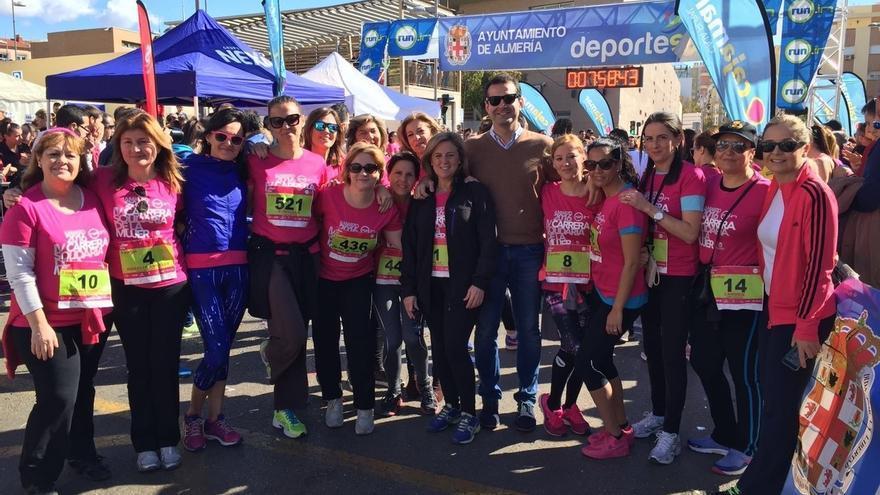Carrera de la Mujer en Almería