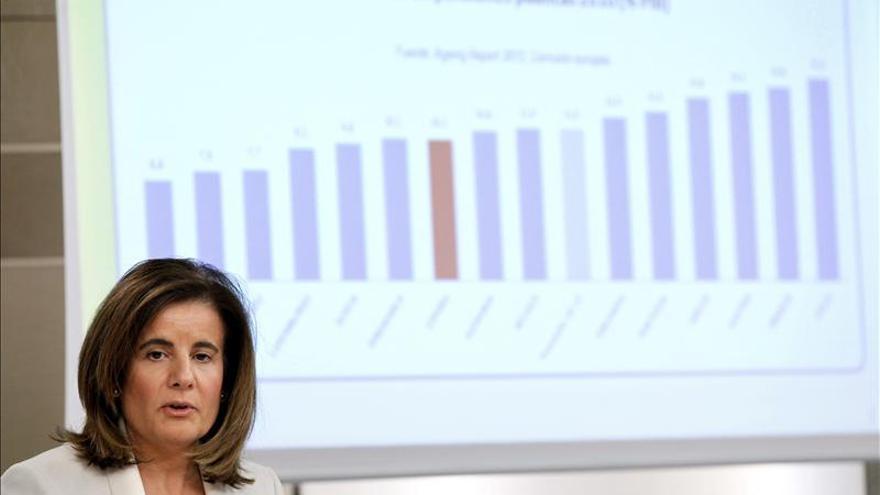 El Ministerio de Empleo cifra en 5.000 millones el ahorro que supondrá su reforma de pensiones