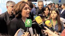 """Ada Colau, sobre la moción de censura a Rajoy: """"Ha llegado tarde, pero más vale tarde que nunca"""""""