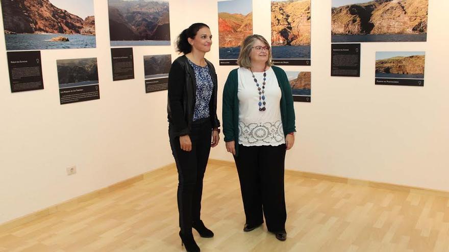 En la imagen, Susa Armas y Natalia Aznárez.