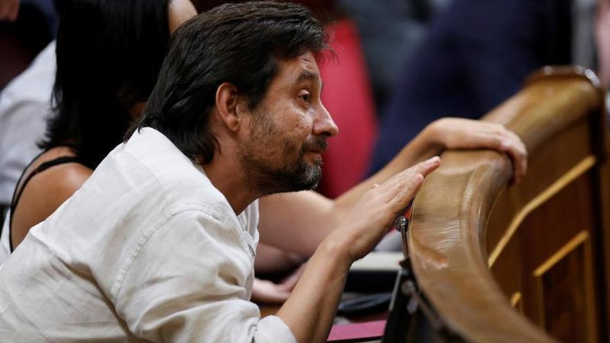 Podemos declina opinar sobre el boicot a la conferencia de González