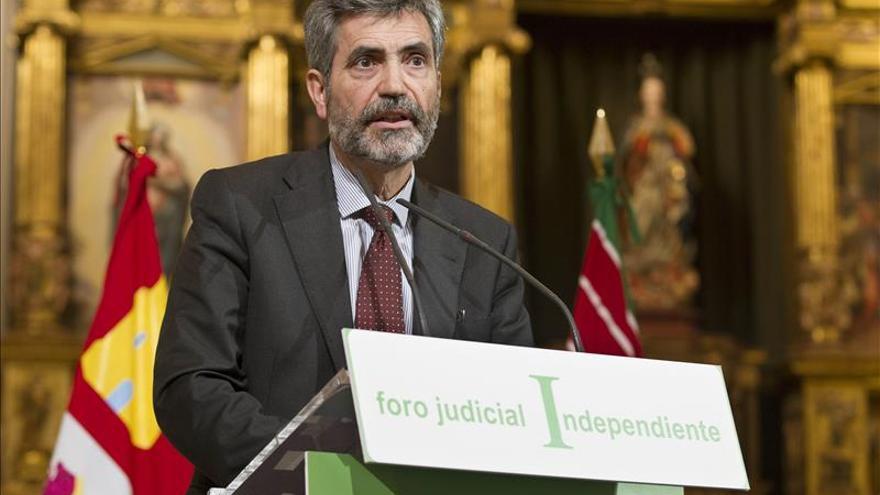 Cuatro vocales acuden al Supremo contra el control sobre el CGPJ de Lesmes