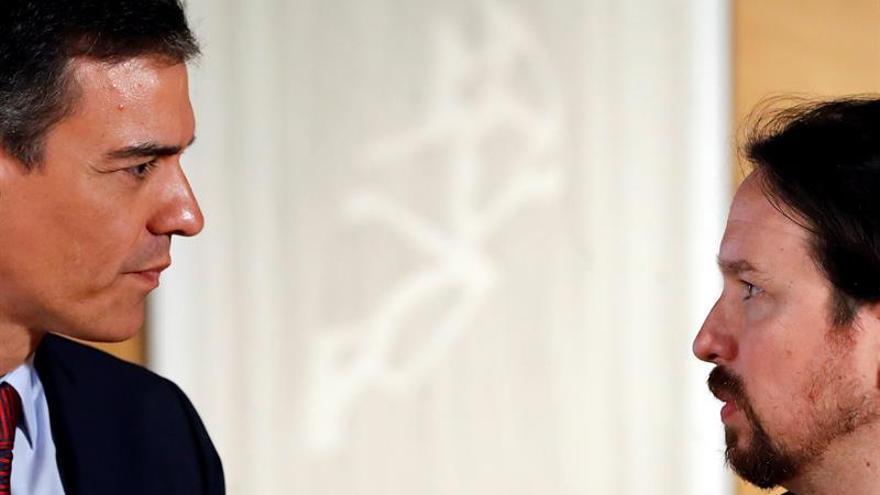 Un 26% quiere un Gobierno con Podemos, pero la mayoría sin independentistas