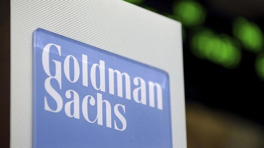 Los beneficios semestrales del grupo bancario Goldman Sachs bajan un 24 %