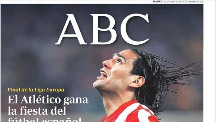 De las portadas del día (10/05/2012) #6