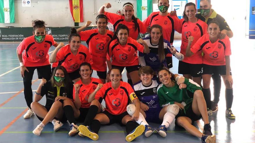 Las jugadoras del Deportivo Córdoba tras la semifinal | DEPORTIVO CÓRDOBA