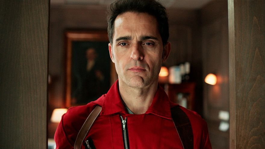 Pedro Alonso interpreta a 'Berlín' en 'La casa de papel'