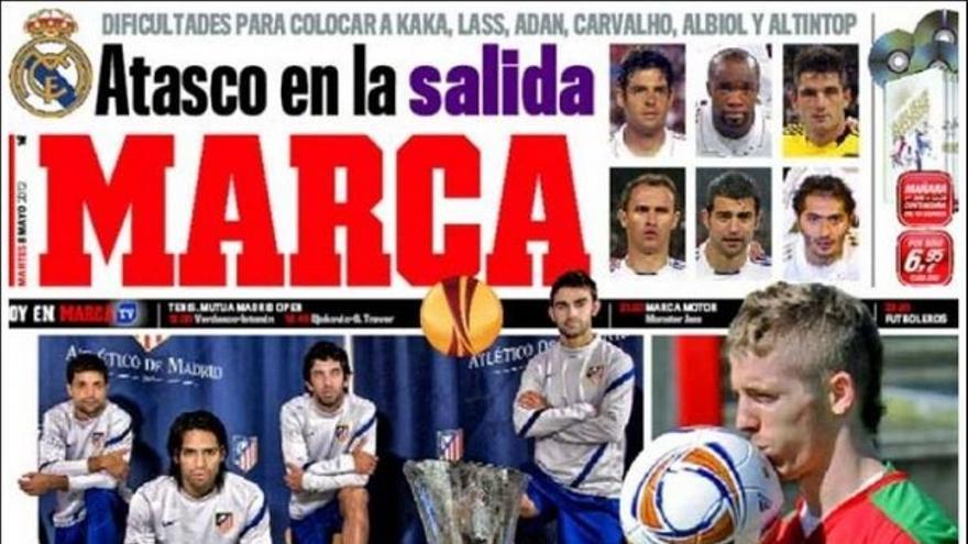 De las portadas del día (08/05/2012) #12