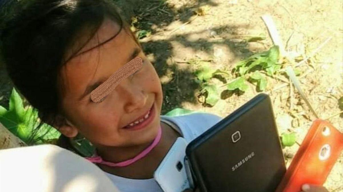 Continúa la desesperada búsqueda de Maia de 7 años.