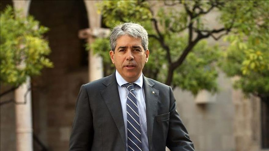 """Homs dice que es la CUP la que se ha puesto en un """"callejón sin salida"""""""