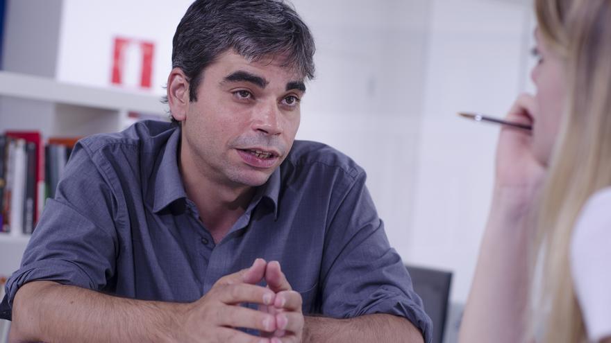 Jorge García Castaño, concejal de Economía y Hacienda del Ayuntamiento de Madrid.