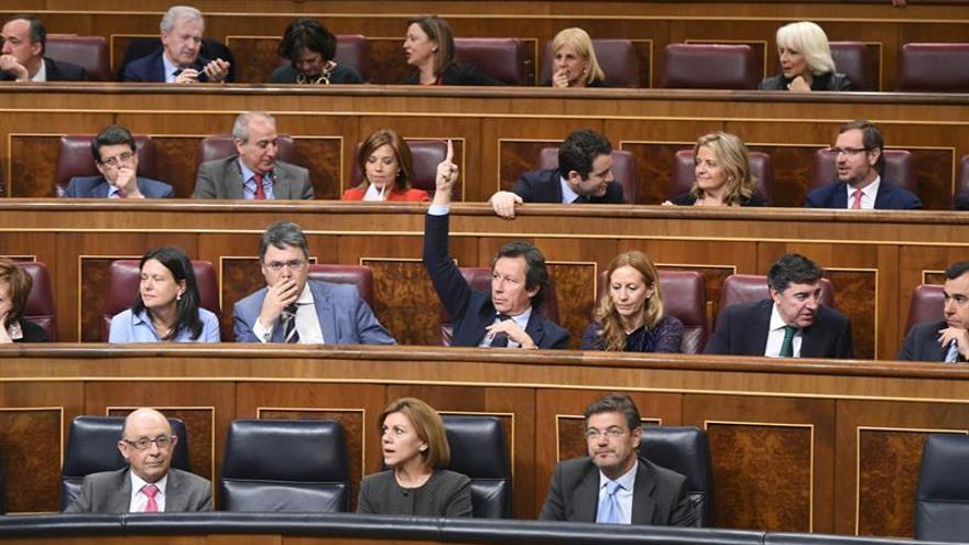 El Congreso rechaza la iniciativa de Podemos para despenalizar la eutanasia