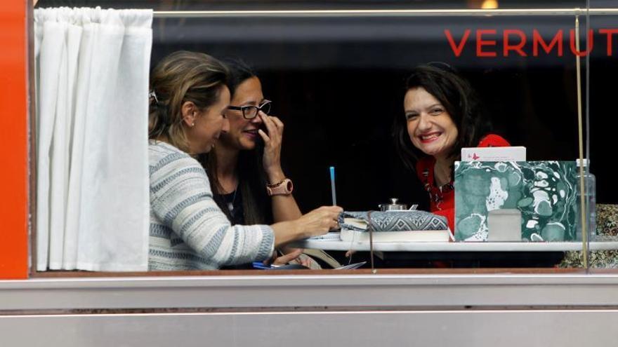 """Raphaelle Giordano, la literatura contra las """"pequeñas violencias diarias"""""""