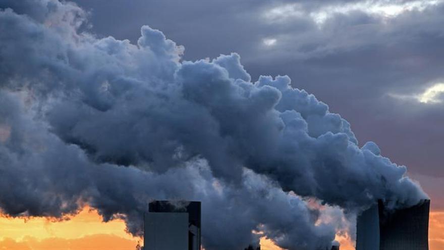 El Reino Unido aspira a reducir a cero los gases contaminantes para 2050