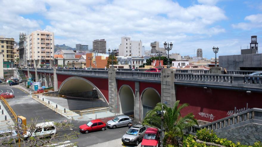 Imagen de archivo del Puente Serrador.