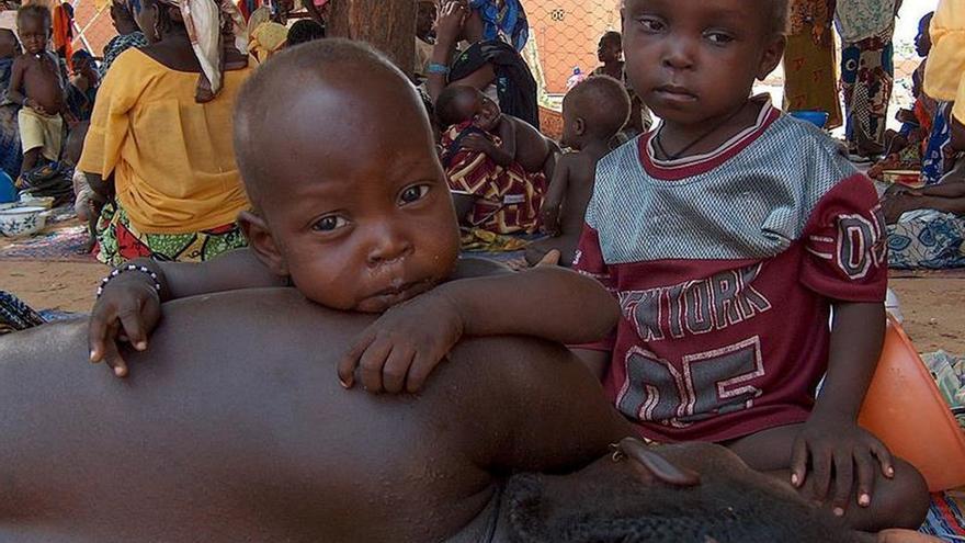 Unos 800.000 niños sufren de malnutrición severa en la cuenca del lago Chad