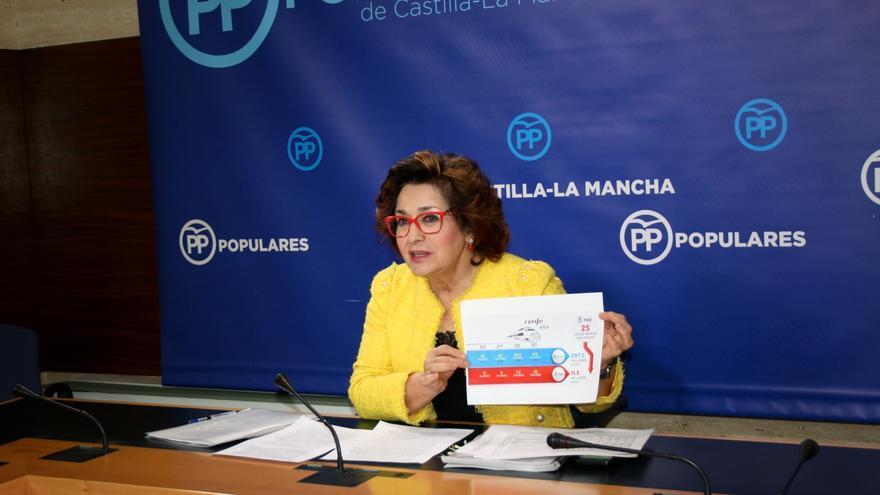 Carmen Riolobos, vicesecretaria de Comunicación del PP CLM