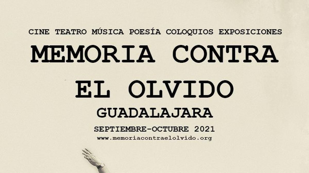 Jornadas Memoria contra el Olvido Guadalajara