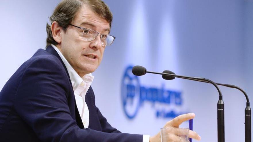 PP y Cs llegan a un principio de acuerdo para gobernar Castilla y León