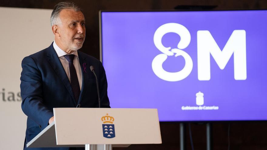 El presidente de Canarias alaba la respuesta general de las Islas ante la pandemia y pide un esfuerzo final para superarla