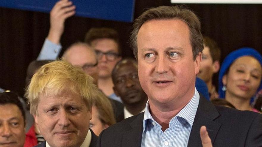 """Cameron defiende ante el Parlamento el """"estatus especial"""" de Londres en la UE"""
