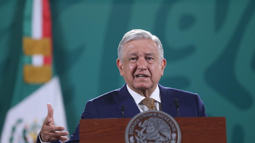 López Obrador insiste en sus críticas contra el Gobierno y empresas de España