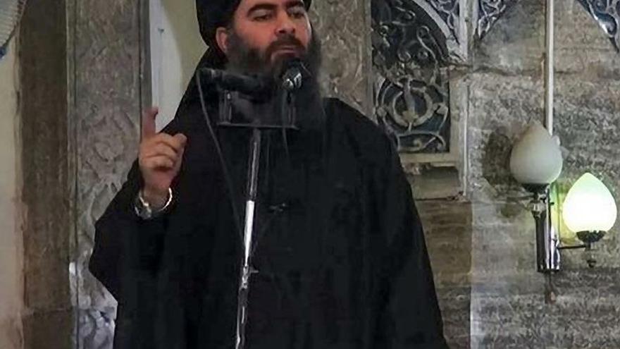 Fuerzas EE.UU. podrían haber matado al líder de EI, Al Baghdadi, según medios