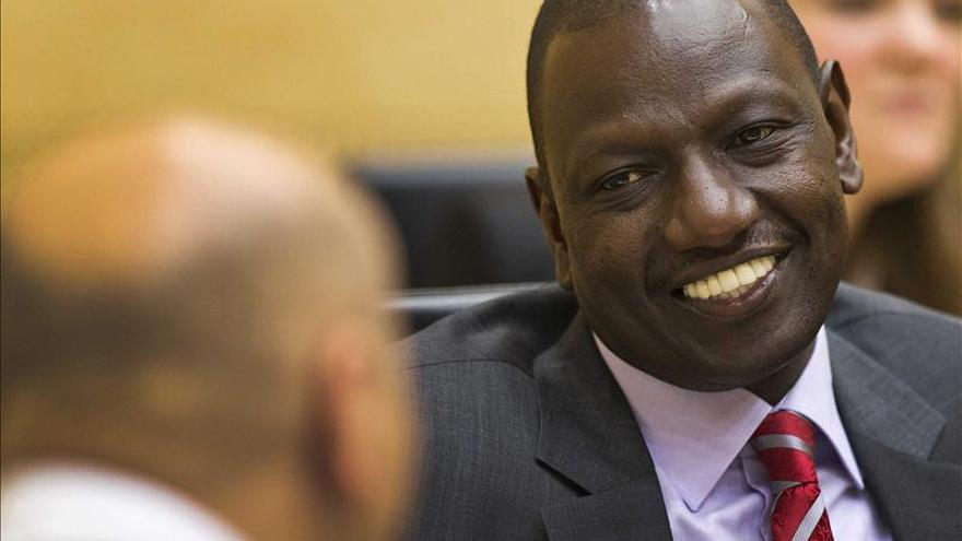 El juicio al vicepresidente de Kenia en la CPI se reanudará el 13 de enero