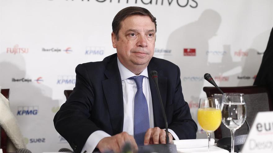 Luis Planas, ministro de Agricultura, en una imagen de archivo
