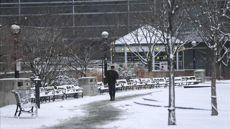Canadá se enfrenta a una ola de frío extremo de hasta -40 grados centígrados