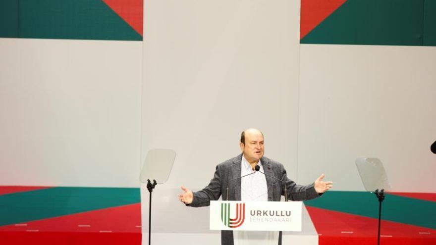 Ortuzar (PNV): Euskadi no tiene intervenida su autonomía