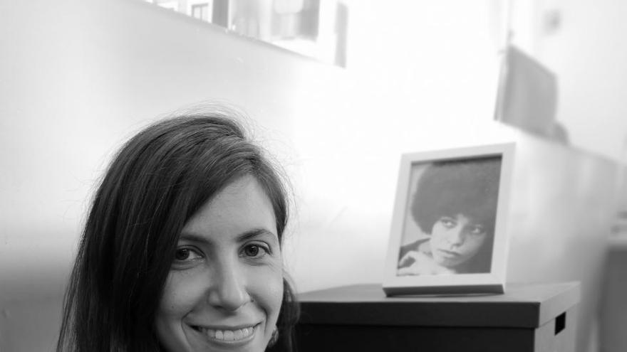 La periodista de eldiario.es Ana Requena, premio Pilar Blanco a la información sociolaboral 2019.