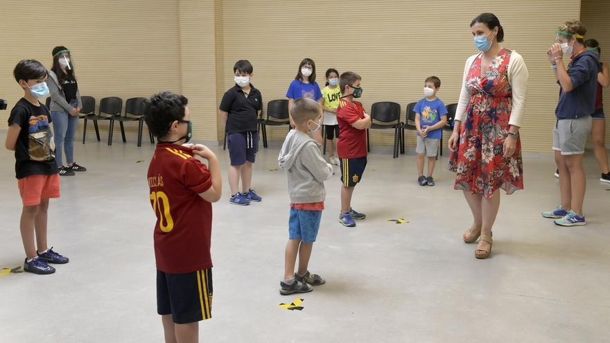 Arranca El Veranuco, centrado en el bienestar emocional y la higiene de los niños