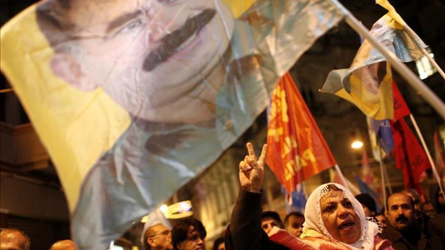 El Gobierno y el partido prokurdo de Turquía anuncian juntos una ruta de paz