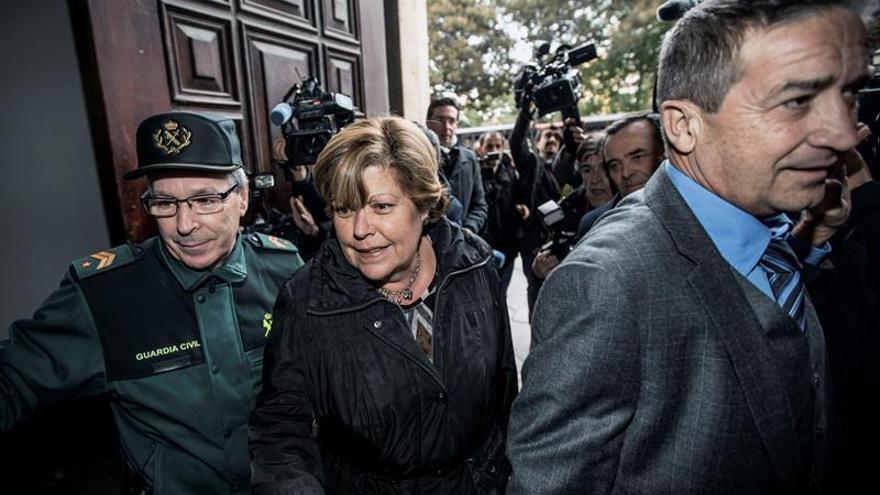 Anticorrupción pide hoy el ingreso en prisión de Martínez, Betoret y Vidal