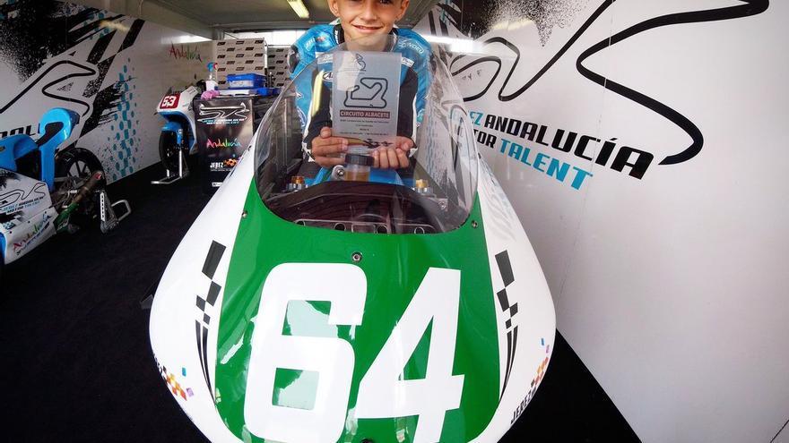 Los jóvenes pilotos del Jerez Andalucía Motor, competirán en el circuito que mejor conocen