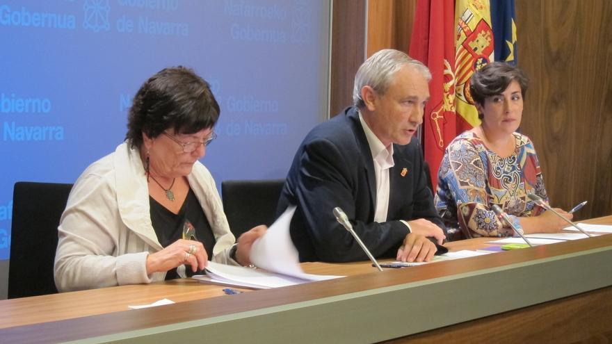 La recaudación líquida tributaria sube un 3% hasta agosto en Navarra