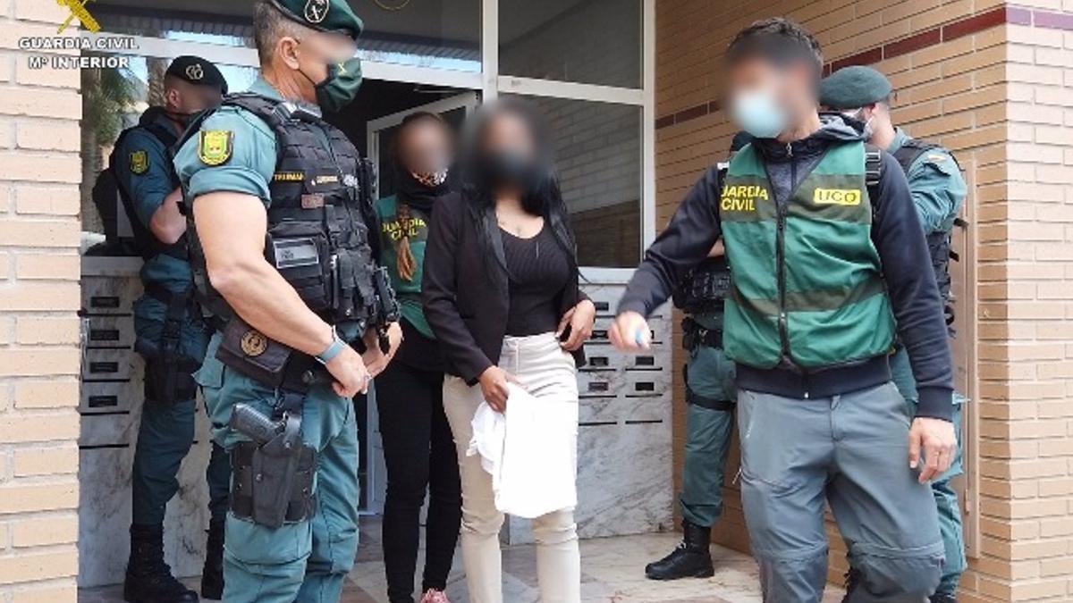 Operación 'Chaco' contra la trata de mujeres en tres provincias, entre ellas Toledo