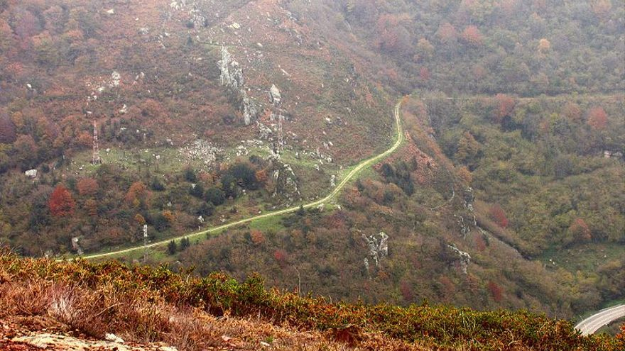 Vista del Camino Real