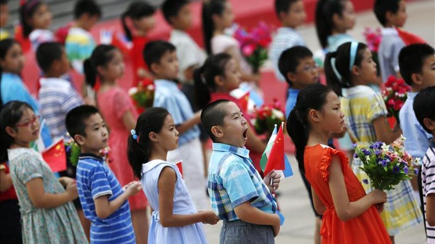 800.000 parejas piden tener un segundo hijo en China tras la relajación de la norma