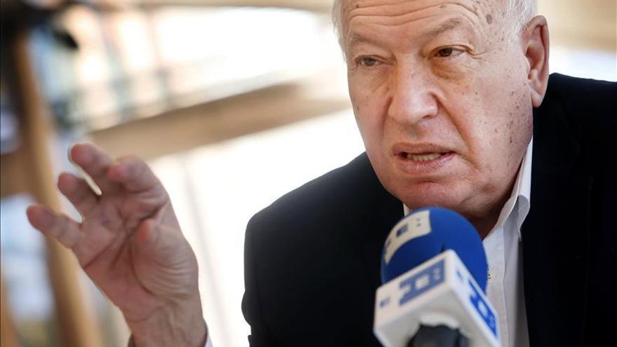 Margallo viaja a ministerial en Colombia en medio de polémica por galeón español