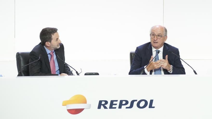 Bank of America aflora un 5,3% en Repsol y se convierte en su tercer mayor accionista