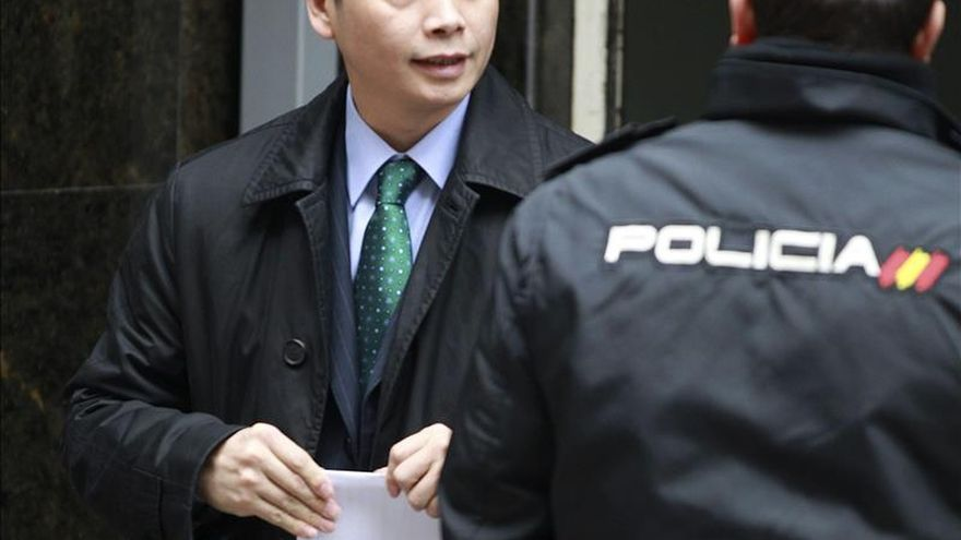 Gao Ping invoca la libertad de Bárcenas para pedir su excarcelación