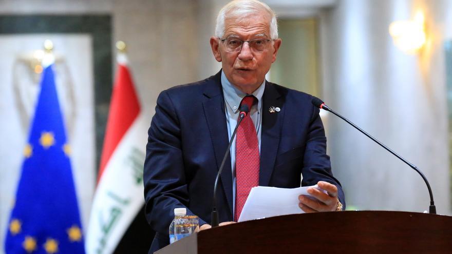Borrell aplaude el progreso político pero subraya la necesidad de elecciones