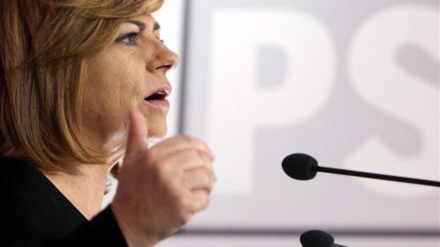 El PSOE considera insoportable que el PP haya podido disponer de dinero ilegal