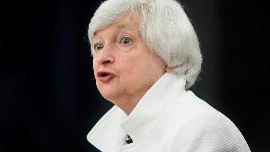 La Fed deja sin cambios los tipos de interés en EE.UU. y señala a diciembre
