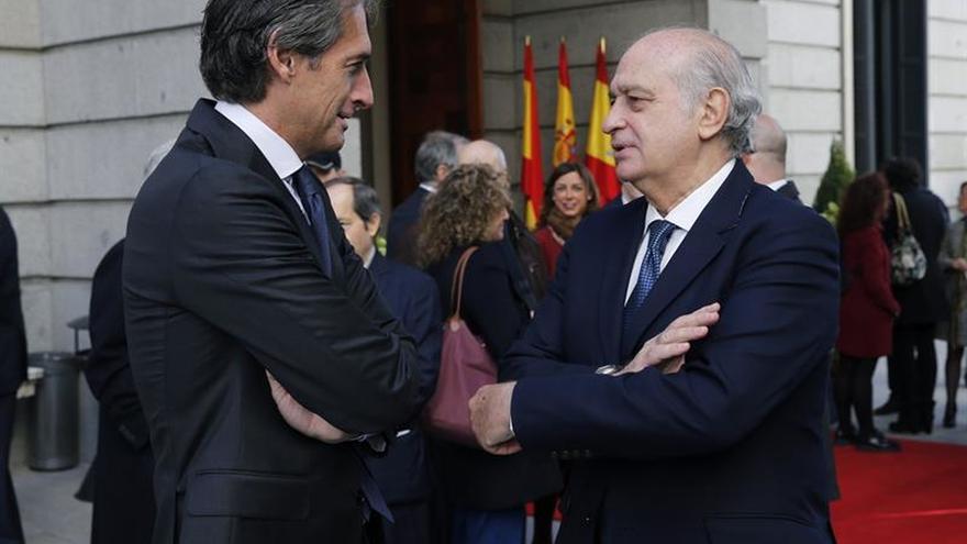 Jorge Fernández asegura que el PP habría aguantado el pulso, pero él lo evitó