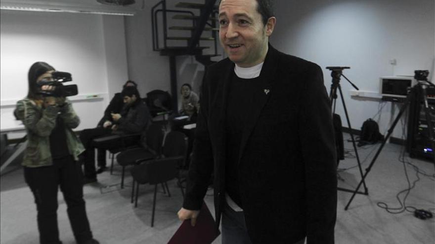"""Barrena dice que el PP ha convertido la política penitenciaria en """"la gran batalla"""""""