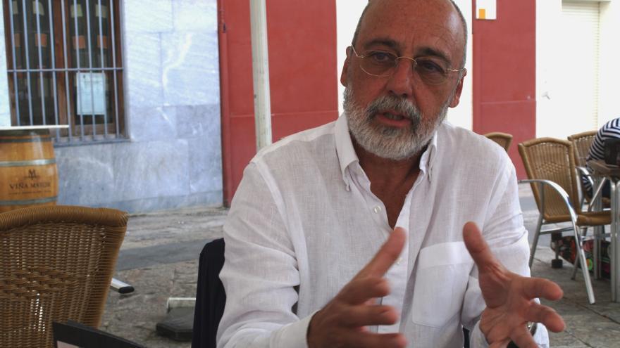 Remigio Cordero, candidato de Recuperar Badajoz