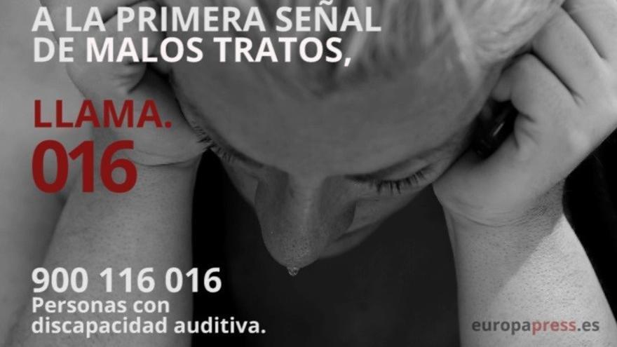Diputación vizcaína atendió psicológicamente en 2017 a 1.500 mujeres  víctimas de maltrato y agresión sexual